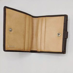 Coach Bags - 3/$20 Coach Leather Wallet Brown Bifold Vintage
